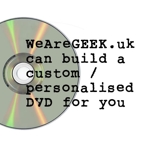 Video transfer to DVD services