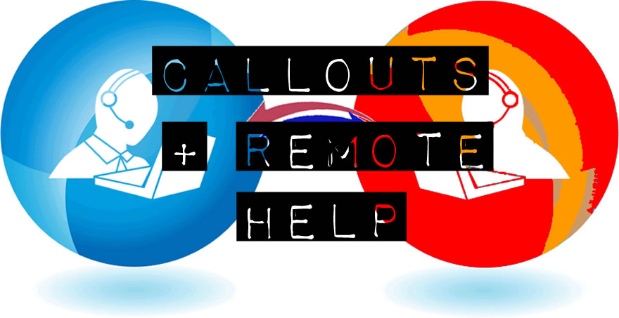 Services :Callouts and remote help