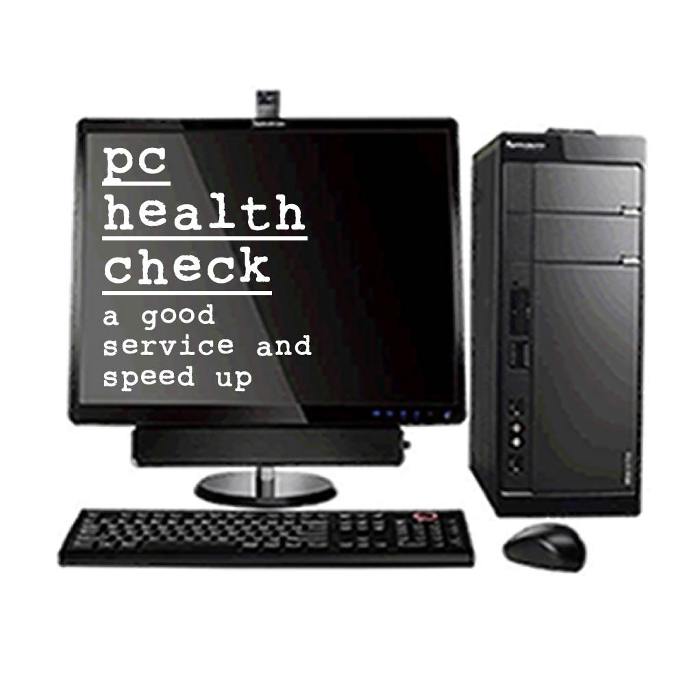 PC healthcheck services